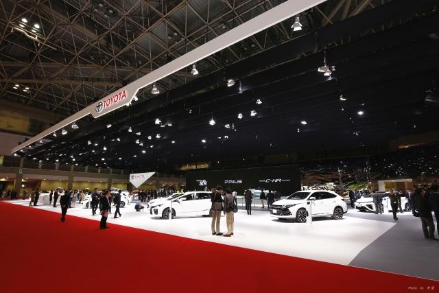 東京モーターショー2015】TOYOTAブースレポート